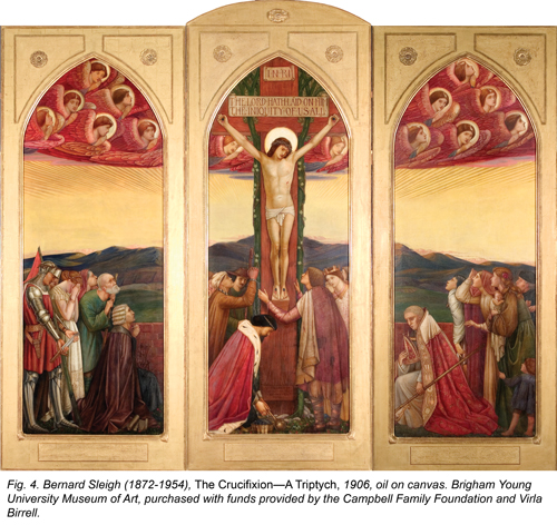 The Crucifixion Triptych
