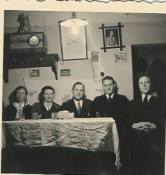 people sitting at the table