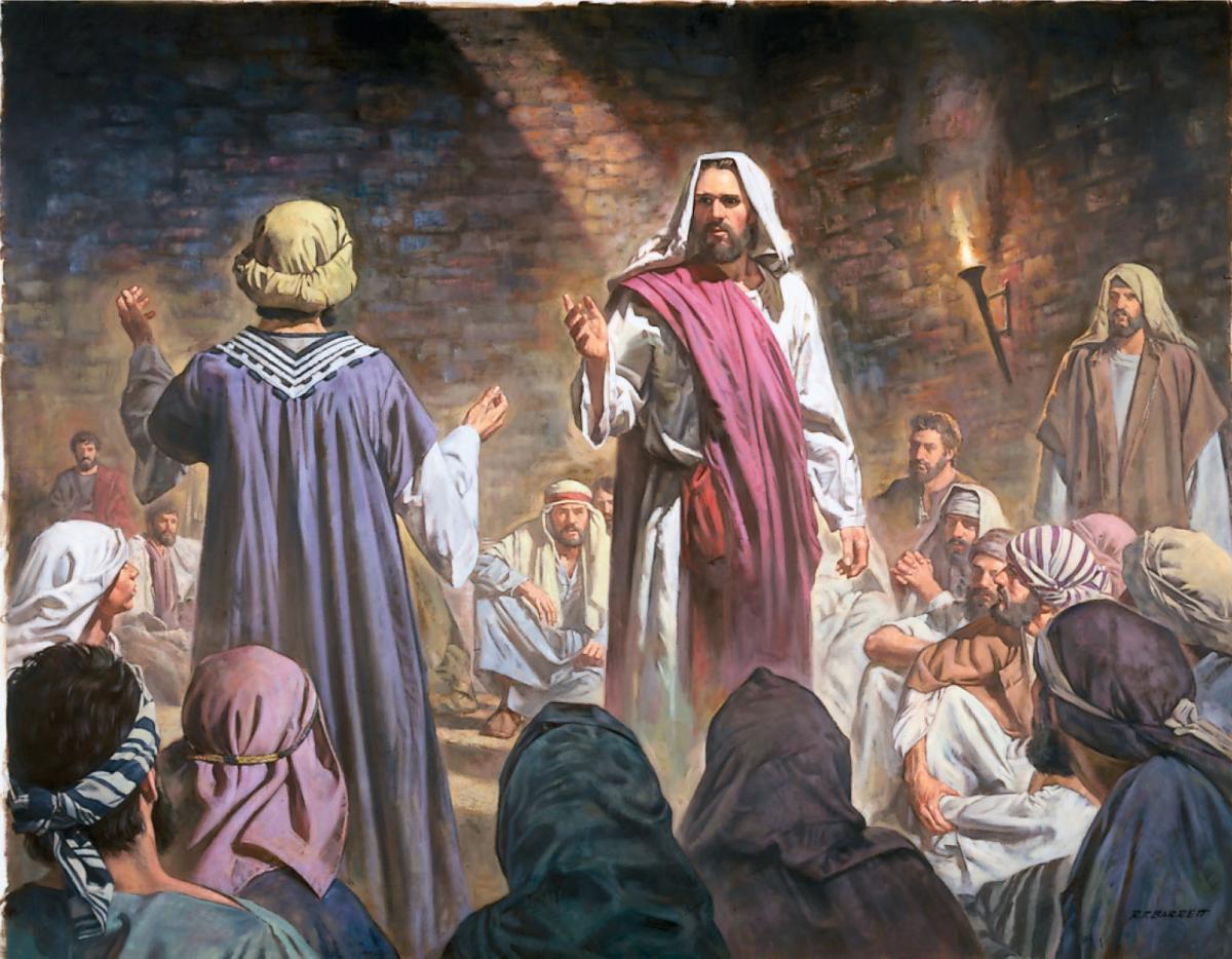 Creating Questions That Invite Revelation | Religious Studies Center